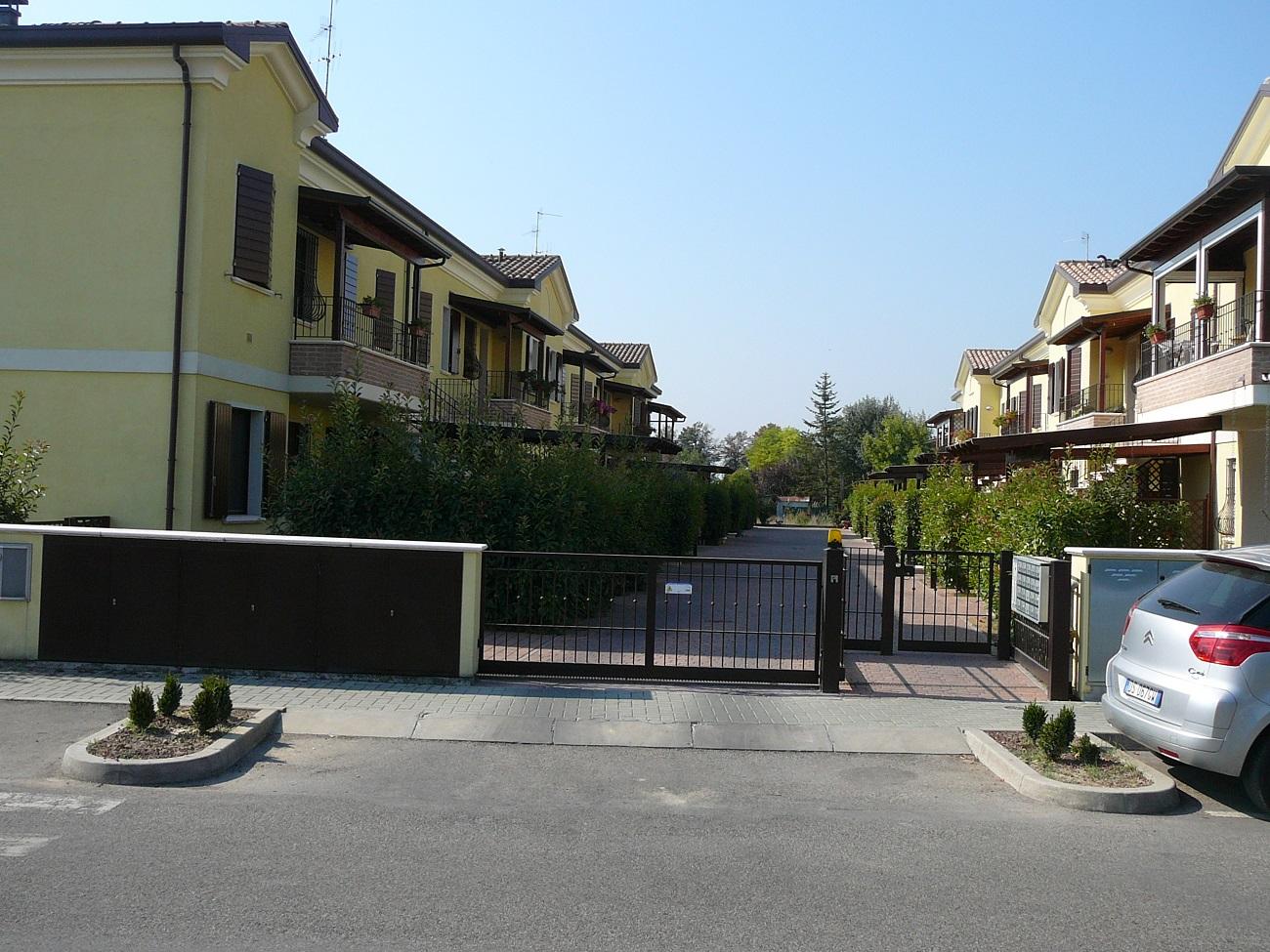 San Pancrazio - Via Fratelli Garavini